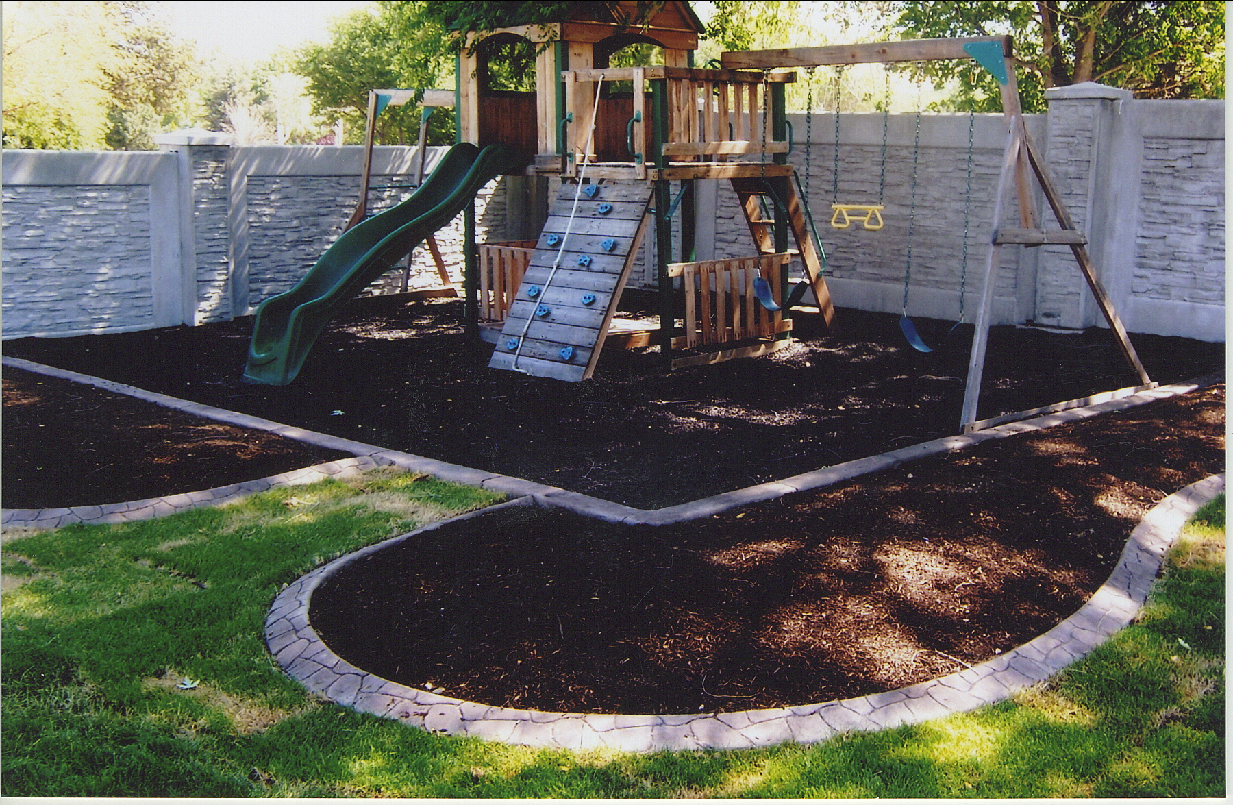 Decorative Curbing Salt Lake Area Ridgeline Landscaping Salt Lake City