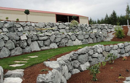 Ridgeline landscaping 39 s list of services in salt lake city for Landscaping rocks in salt lake city